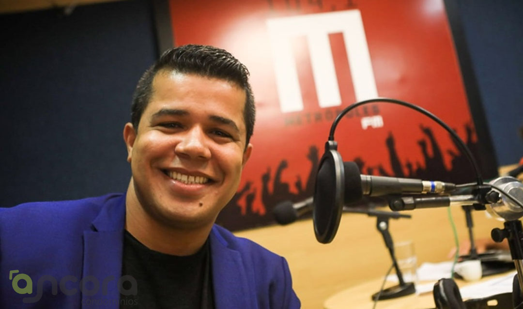 Entrevista do Diretor da Âncora Condomínios, Nicson Vangel, na Rádio Metrópoles FM